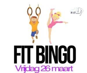 Online Fit bingo 26 maart